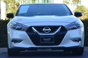 2016 Nissan Maxima 35 SL Carfax 1-Owner - No AccidentsDamage Reported  Pearl White 307 Per