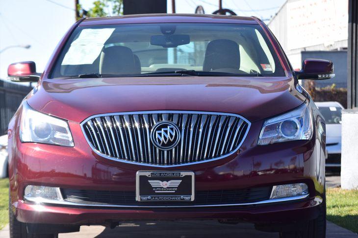 2015 Buick LaCrosse Premium I Air Conditioning Multi-Zone AC Audio AmFm Stereo Audio Auxili