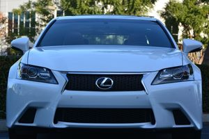 2015 Lexus GS 350 F-SPORT CRAFTED LINE WITH MARK L Carfax 1-Owner Mark Levinson Sound System Bli