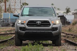 2016 Toyota Tacoma SR5 V6  Magnetic Gray Metallic  All advertised prices exclude government fe