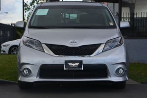 2015 Toyota Sienna SE 8-Passenger  Silver Sky Metallic  All advertised prices exclude governme