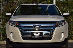 2014 Ford Edge SEL 150 Amp Alternator 316 Axle Ratio Abs And Driveline Traction Control Airbag