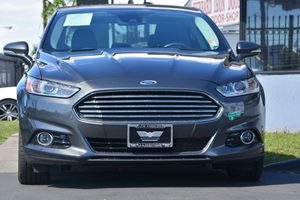 2015 Ford Fusion Energi Titanium Carfax 1-Owner - No AccidentsDamage Reported  Gray 22894 P