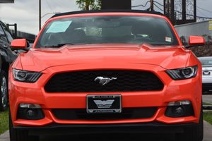 2016 Ford Mustang V6 Carfax 1-Owner - No AccidentsDamage Reported  Competition Orange 21594
