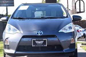 2014 Toyota Prius c Two Carfax 1-Owner  Magnetic Gray Metallic 15748 Per Month -ON APPROVED