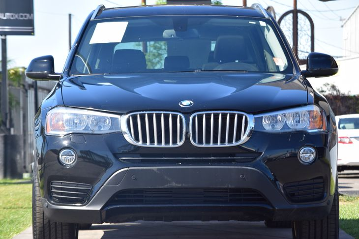 2015 BMW X3 xDrive28i Air Conditioning Multi-Zone AC Audio AmFm Stereo Audio Auxiliary Audi