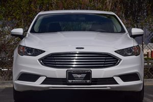 2017 Ford Fusion SE Carfax 1-Owner - No AccidentsDamage Reported  White  We are not responsib