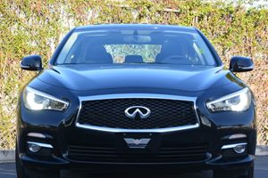 2014 INFINITI Q50 Premium Carfax 1-Owner  Black 30068 Per Month -ON APPROVED CREDIT---