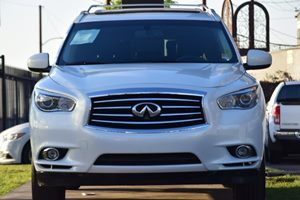 2014 INFINITI QX60 Base Carfax 1-Owner - No AccidentsDamage Reported  Moonlight White 33228