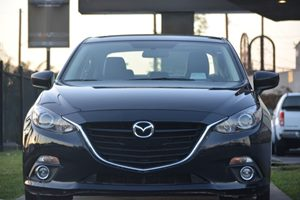 2015 Mazda Mazda3 s Touring Carfax 1-Owner  Jet Black Mica 20295 Per Month -ON APPROVED CRED