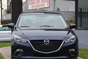2015 Mazda Mazda3 i Sport Carfax 1-Owner - No AccidentsDamage Reported  Blue 16398 Per Mont