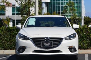 2015 Mazda Mazda3 i Touring Carfax 1-Owner - No AccidentsDamage Reported  Snowflake White Pear