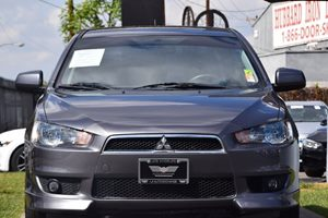 2010 Mitsubishi Lancer GTS Carfax Report - No AccidentsDamage Reported  Charcoal 9296 Per M