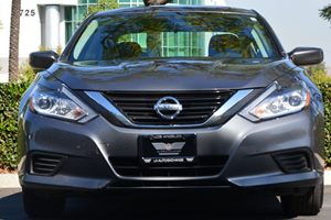 2016 Nissan Altima 25 S Carfax 1-Owner  Gray  We are not responsible for typographical errors