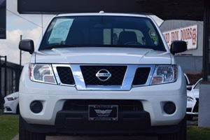 2016 Nissan Frontier SV  Glacier White 27441 Per Month -ON APPROVED CREDIT--- ---  See