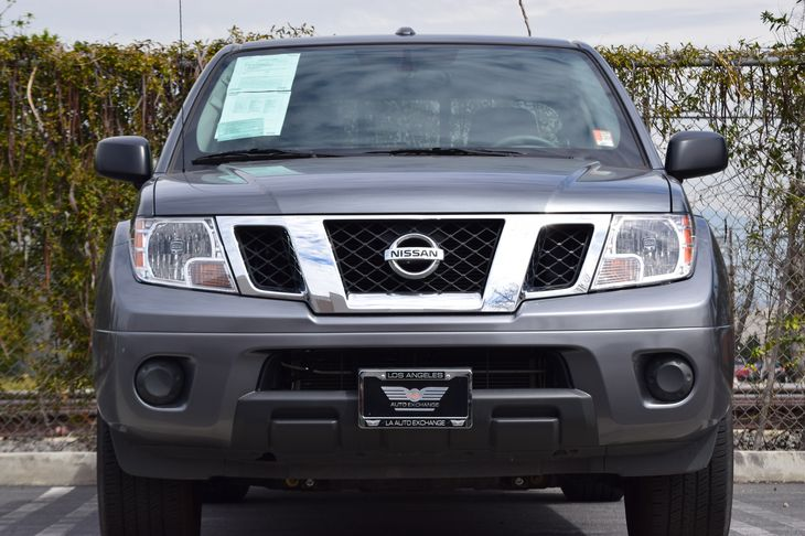 2017 Nissan Frontier SV  Gray 2809 Per Month -ON APPROVED CREDIT---  ---  See our enti