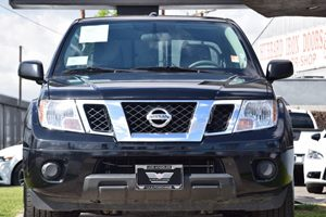 2017 Nissan Frontier SV Carfax 1-Owner  Magnetic Black 2809 Per Month -ON APPROVED CREDIT-