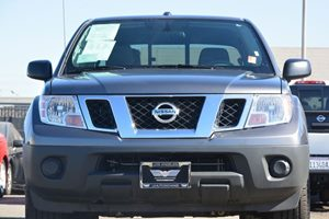 2017 Nissan Frontier SV Carfax 1-Owner - No AccidentsDamage Reported  Gray 2809 Per Month -