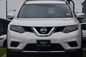2015 Nissan Rogue SV Air Conditioning Multi-Zone AC Cargo Volume To Seat 1 70 Ft- Convenienc