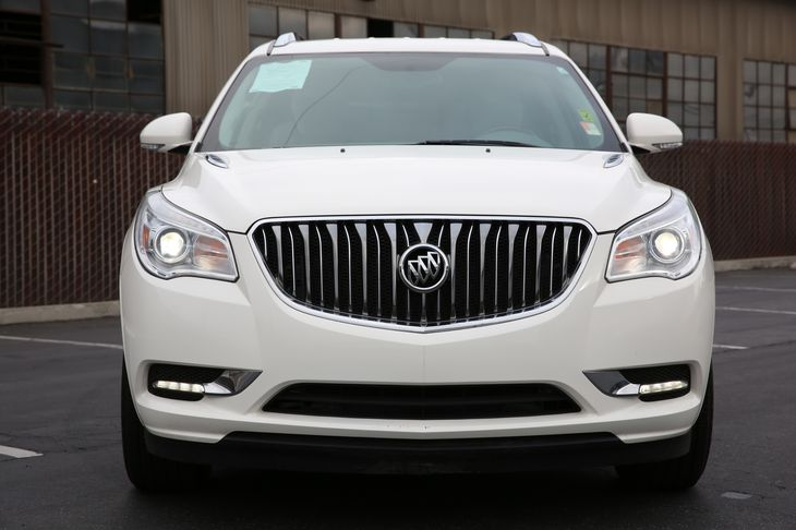 2015 Buick Enclave Convenience Air Conditioning Multi-Zone AC Audio AmFm Stereo Audio Auxil