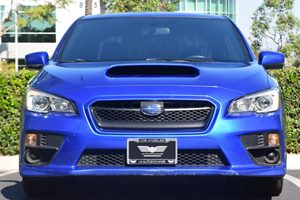 2015 Subaru WRX Base Carfax Report - No AccidentsDamage Reported  Blue 26791 Per Month -ON
