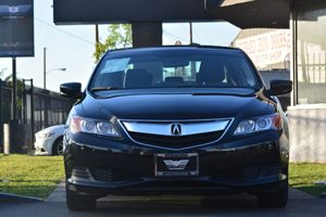 2015 Acura ILX 20L Carfax 1-Owner - No AccidentsDamage Reported  Crystal Black Pearl 20295