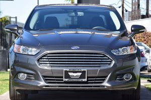 2015 Ford Fusion SE Carfax 1-Owner Engine 15L Ecoboost Gray  We are not responsible for typo