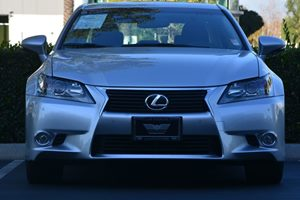 2015 Lexus GS 350  Carfax 1-Owner  Atomic Silver 3702 Per Month -ON APPROVED CREDIT---