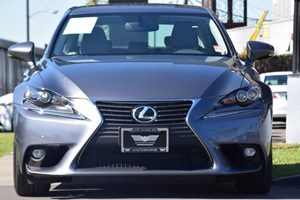 2015 Lexus IS 250 Base Carfax 1-Owner - No AccidentsDamage Reported  Nebula Gray Pearl 307 P