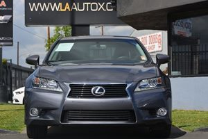 2014 Lexus GS 350 Base Carfax 1-Owner  Nebula Gray Pearl 30068 Per Month -ON APPROVED CREDIT