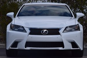 2015 Lexus GS 350 Base Carfax 1-Owner  Ultra White 38284 Per Month -ON APPROVED CREDIT---