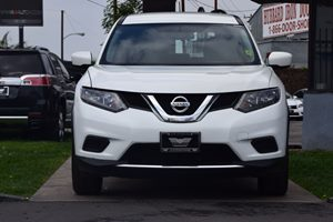 2016 Nissan Rogue S  Glacier White  We are not responsible for typographical errors All prices