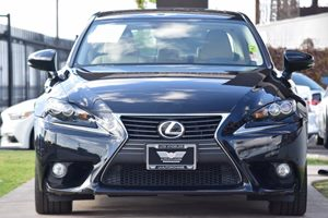 2014 Lexus IS 250 Base Carfax 1-Owner  Black 27441 Per Month -ON APPROVED CREDIT--- --