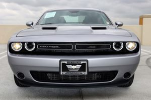 2017 Dodge Challenger SXT  Silver   All advertised prices exclude government fees and taxes a