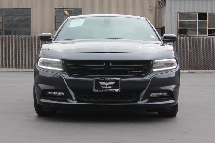 2017 Dodge Charger SXT  Silver  All advertised prices exclude government fees and taxes any f