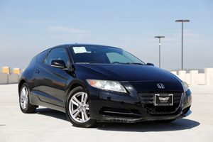 2011 Honda CR-Z Base  Crystal Black Pearl TAKE ADVANTAGE OF OUR PUBLIC WHOLESALE PRICING GOIN