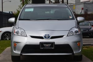 2015 Toyota Prius Two Carfax 1-Owner - No AccidentsDamage Reported  Classic Silver Metallic