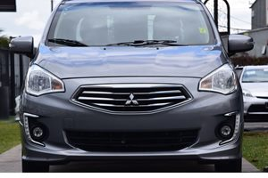 2017 Mitsubishi Mirage G4 SE  Mercury Gray  We are not responsible for typographical errors Al