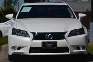 2015 Lexus GS 350  Carfax 1-Owner - No AccidentsDamage Reported  Ultra White 35756 Per Mont