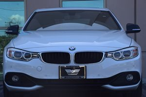 2015 BMW 4 Series 428i Carfax 1-Owner  White 307 Per Month -ON APPROVED CREDIT---  ---