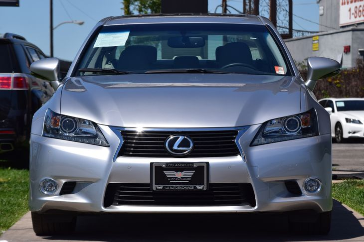 2015 Lexus GS 350  Led Brakelights Passenger Capacity 5 PerimeterApproach Lights Roof SunMo