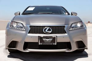 2015 Lexus GS 350 F-Sport 1 Lcd Monitor In The Front Air Conditioning Multi-Zone AC Airbag Occ