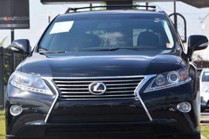 2015 Lexus RX 350  Carfax 1-Owner - No AccidentsDamage Reported  Stargazer Black 32596 Per