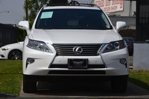 2015 Lexus RX 350  Carfax 1-Owner - No AccidentsDamage Reported  White 35124 Per Month -ON