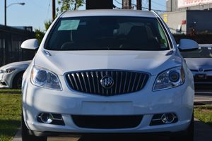 2014 Buick Verano  Carfax 1-Owner - No AccidentsDamage Reported  White 15748 Per Month -ON