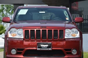 2007 Jeep Grand Cherokee SRT8 Carfax Report - No AccidentsDamage Reported  Red Rock Crystal Pe