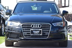 2015 Audi A3 18T Premium Carfax 1-Owner  Black  25492 Per Month -ON APPROVED CREDIT  See o