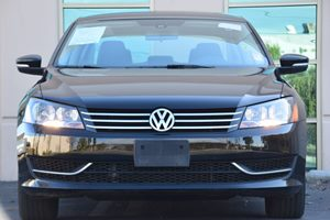 2014 Volkswagen Passat Wolfsburg Edition PZ Carfax 1-Owner - No AccidentsDamage Reported  Blac