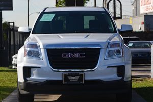 2016 GMC Terrain SLE-1 Carfax 1-Owner - No AccidentsDamage Reported  White 23543 Per Month