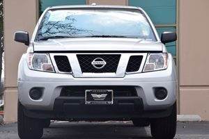 2017 Nissan Frontier SV  Brilliant Silver 307 Per Month -ON APPROVED CREDIT---  ---  Se